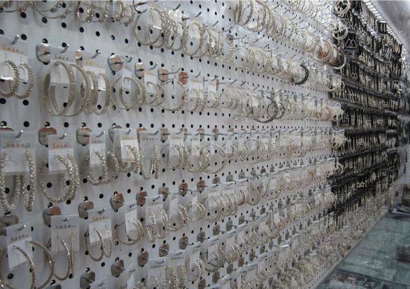 Yiwu jewelry market