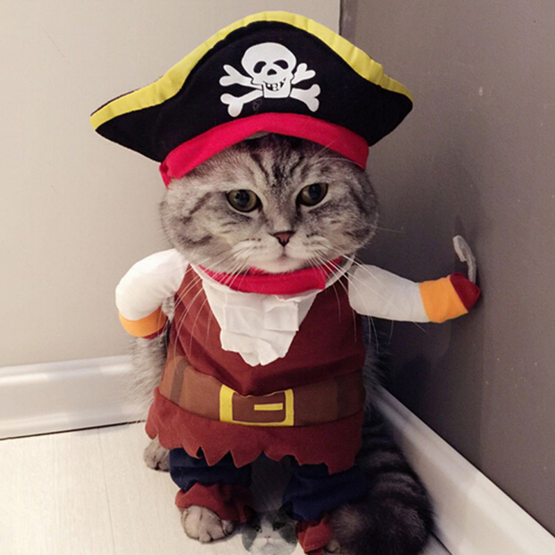 Funny-Cat-Clothes-Pirate-Suit-Clothes-For-Cat-Costume-Clothing-Corsair-Halloween-Clothes-Dressing-Up (2)