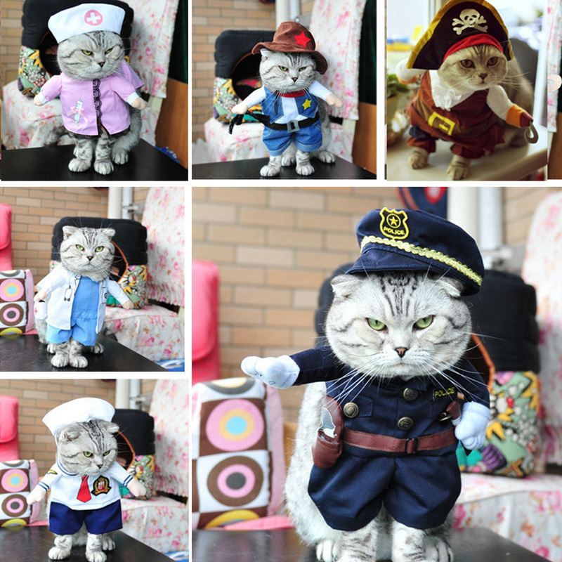 Funny-Cat-Clothes-Pirate-Suit-Clothes-For-Cat-Costume-Clothing-Corsair-Halloween-Clothes-Dressing-Up
