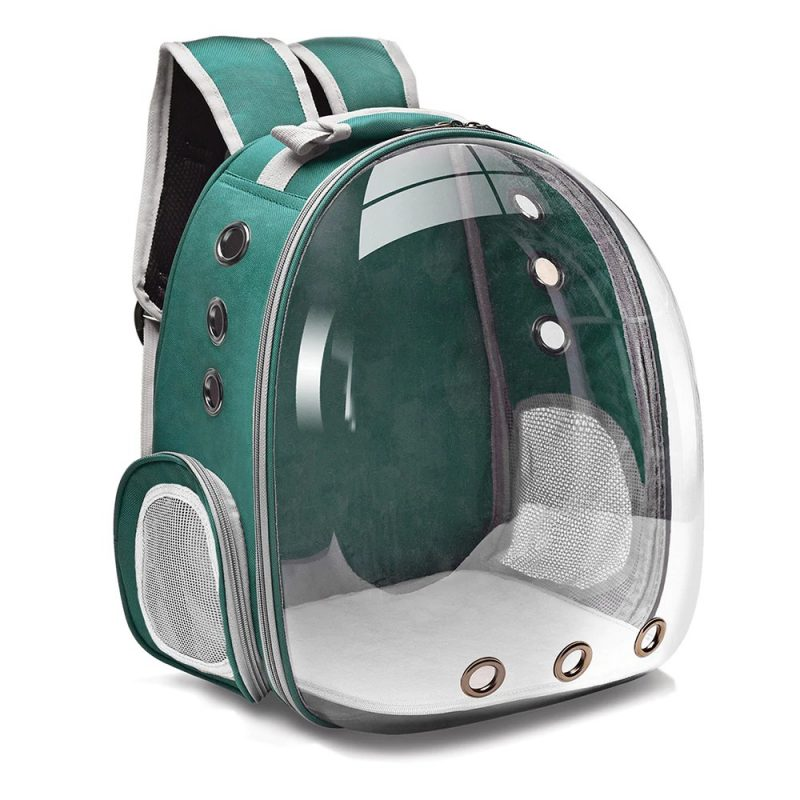 Cat-Carrier-Bags-Breathable-Pet-Carriers-Small-Dog-Cat-Backpack-Travel-Space-Capsule-Cage-Pet-Transp (2)