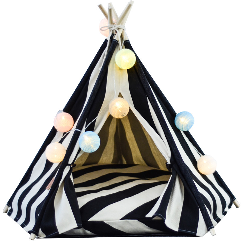 Portable-Linen-Pet-Tent-Dog-House-kitten-House-Washable-Teepee-Puppy-Cat-Indoor-Outdoor-Kennels-Port.jpg_Q90 (1)