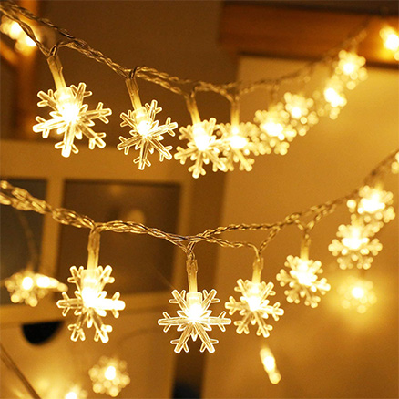 Christmas Electric Garland2