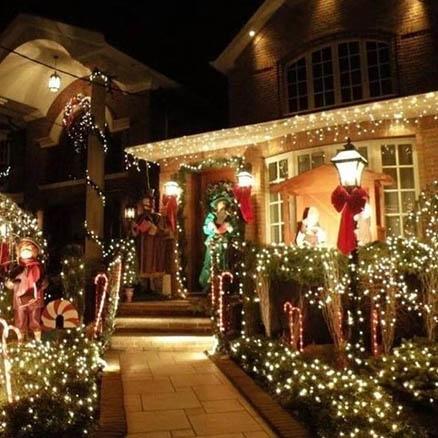 Christmas Electric Garland7