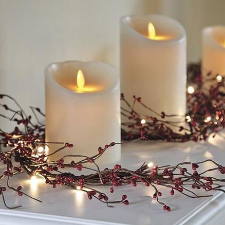 Christmas Led Candles2