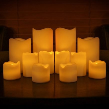 Christmas Led Candles3