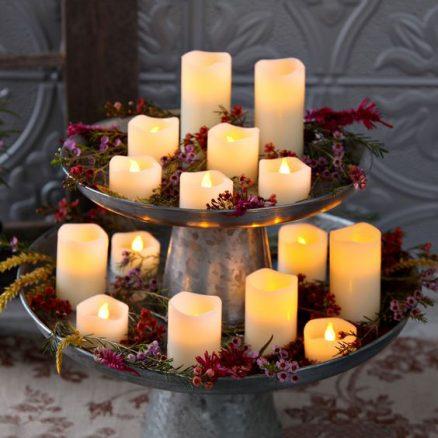 Christmas Led Candles8