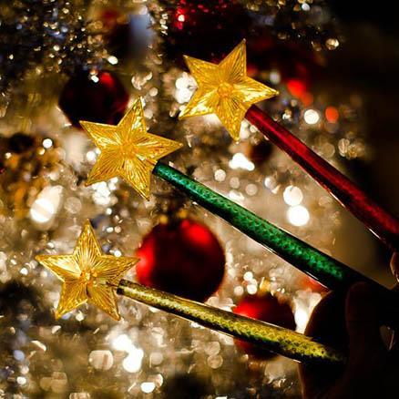 Christmas Magic Wand