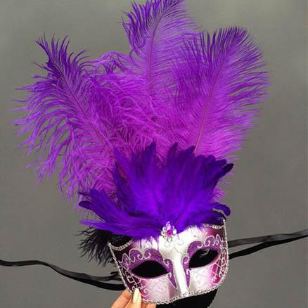 Christmas Masquerade Mask