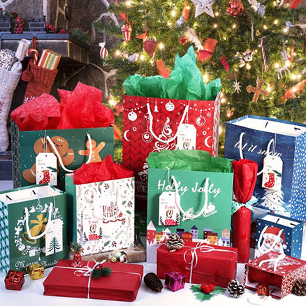 Christmas Paper Gift Bags4