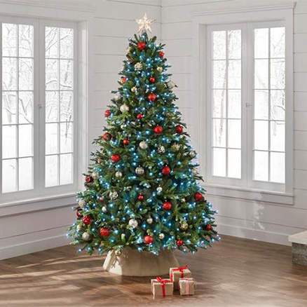 Christmas Tree+Deco Set
