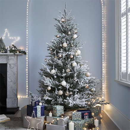 Christmas Tree+Deco Set2