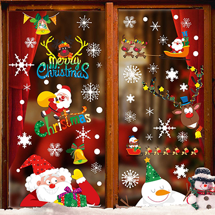 Christmas Window Sticker3