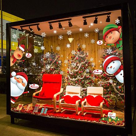 Christmas Window Sticker4