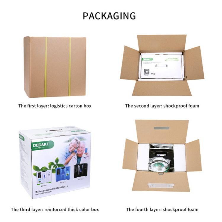 Portable and Stationary Oxygen Concentrators (2)
